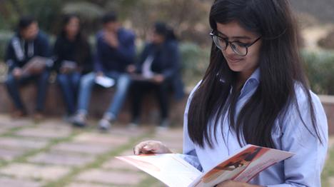 Campus life at IIHMR University