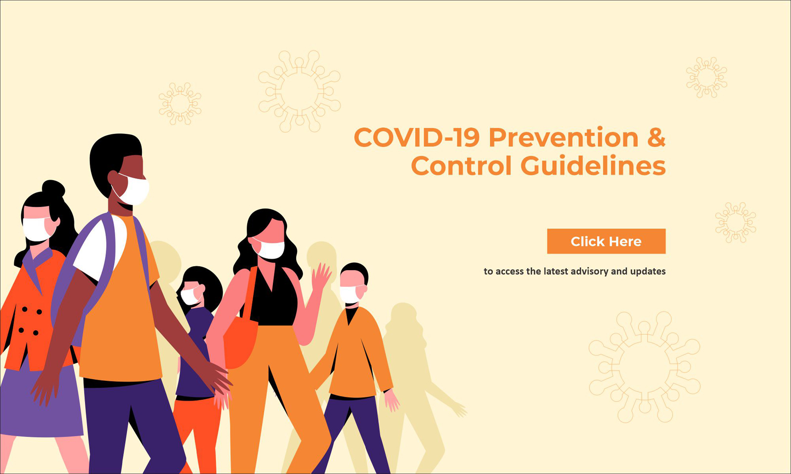 Covid guideline update
