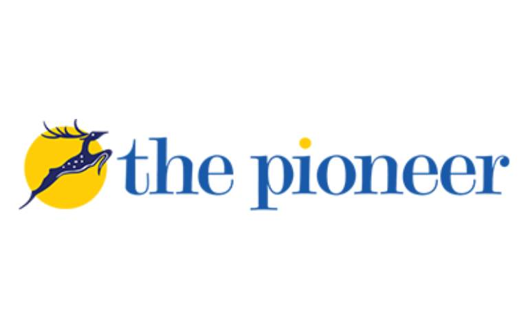 IIHMR News Coverage in The Pioneer