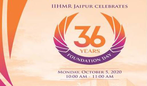 36th Foundation Day IIHMR University