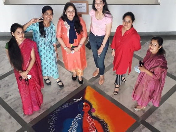 IIHMR University Celebrated International Women Day