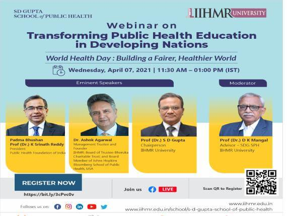 Transforming Public Health Education in Developing Nations