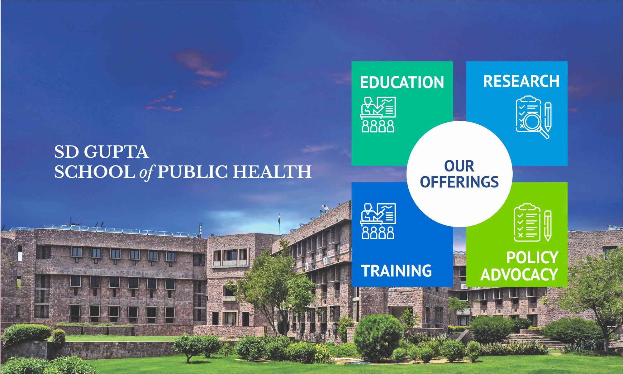 SD Gupta School of Public Health