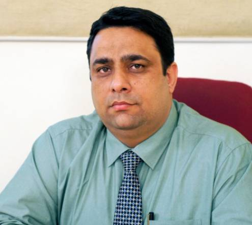 Ravi Hirwani Alumni IIHMR University