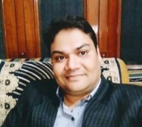 Shahank Pathak Alumni IIHMR University