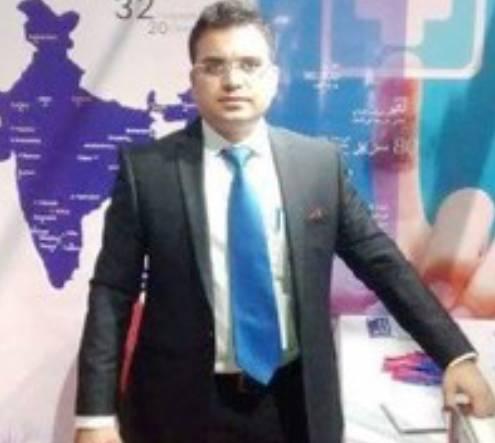 Ankit Shrimali Alumni MBA Pharmaceutical management at IIHMR