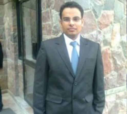 Shamsher Alam Alumni IIHMR University