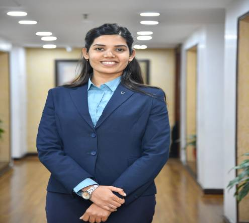 Deepali Solanki Alumni MBA Rural management IIHMR