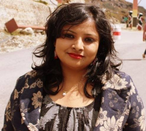 Rittika Brahmachari Alumni MBA Rural management IIHMR
